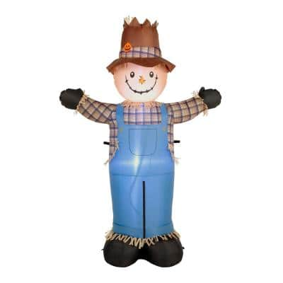6 ft. Halloween Scarecrow Airblown Halloween Inflatable