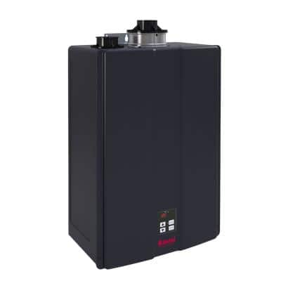 9 GPM Commercial 160,000 BTU Natural Gas Interior Tankless Water Heater