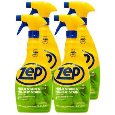 32 oz. Mold Stain and Mildew Stain Remover (Case of 4)