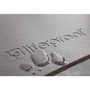 5/16 in. Thick Waterproof Premium Plus Carpet Cushion with Air Channels and Ultra-Fresh