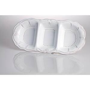 Charlot 3-Part Condiment Platter