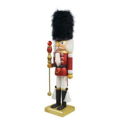 18 in. Christmas Nutcracker Shammah Soldier