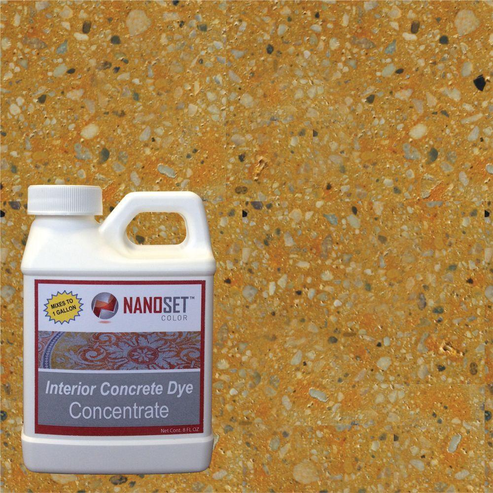 32-oz. Sunstone Interior Concrete Dye Stain Concentrate