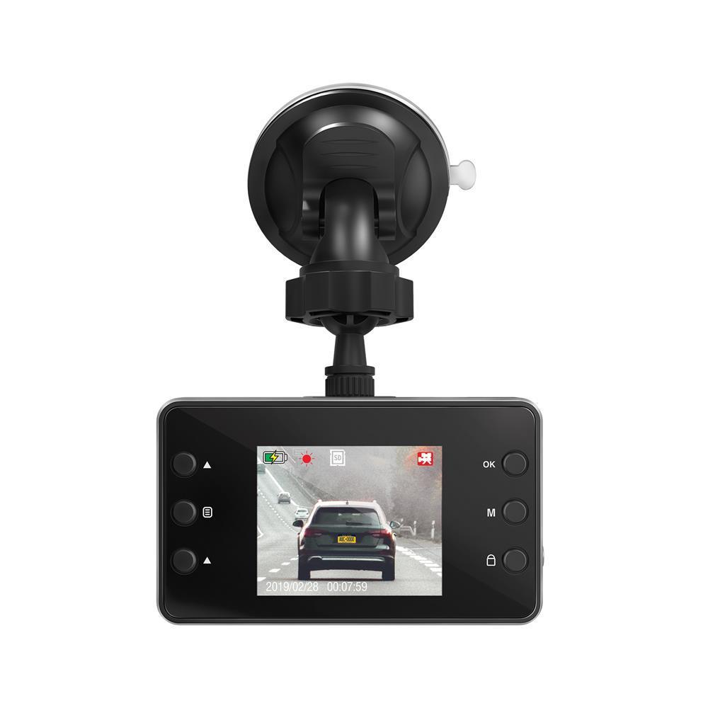 Car Dash Cam with Auto Start & Shut Down
