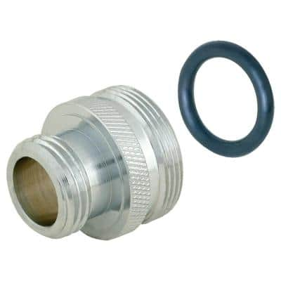 1/2 in. IPS x 1-1/8 in. Ball Joint Shower Arm Adapter