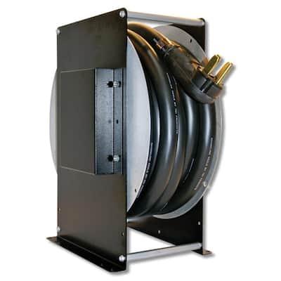 Shoreline Reels RV Power Cord Reel - 50 Amp, Tall Narrow Design