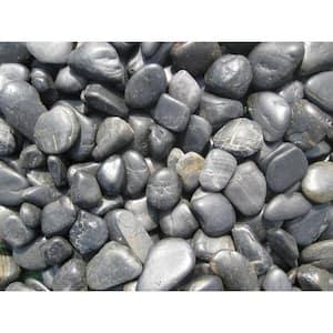 Ash Beach 0.5 cu. ft. per Bag (1 in. to 2 in.) Bagged Landscape Rock (42 Bags / Covers 21 cu. ft.)