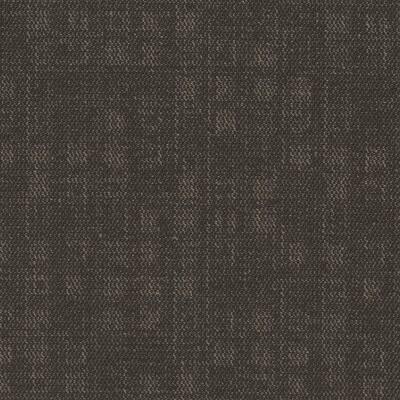 Crafter Black 24 in. x 24 in. Carpet Tiles ( 8 syds. case/carton - 18 Tiles case/carton)
