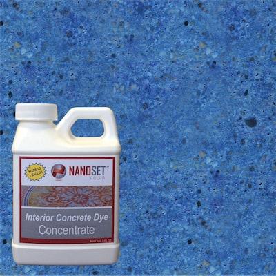 8-oz. Sapphire Interior Concrete Dye Stain Concentrate