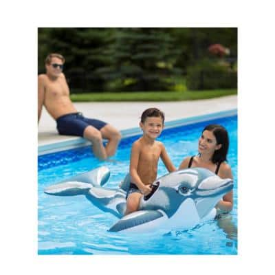 Spinner Dolphin Ride-On