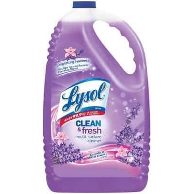 144 oz. Lavender Pourable All-Purpose Cleaner