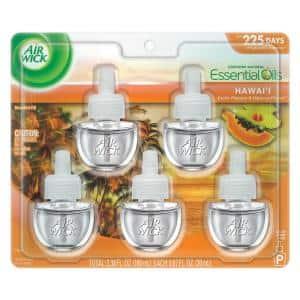 0.67 oz. Hawaii Scented Oil Refill (Pack of 5)