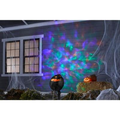 Halloween Projection-Super Bright-FireBlaze with Remote-15 Programs