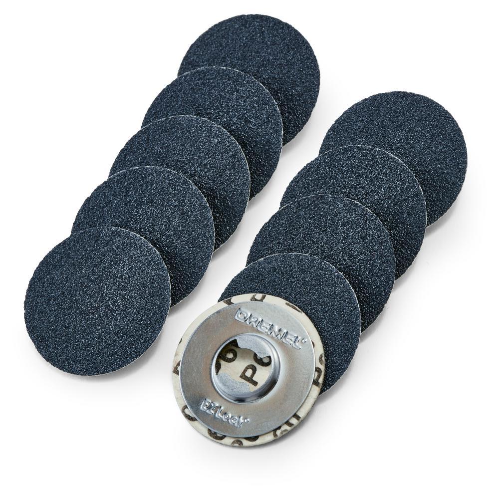 EZ Lock Pet Grooming Sanding Disc Kit (10-Piece)