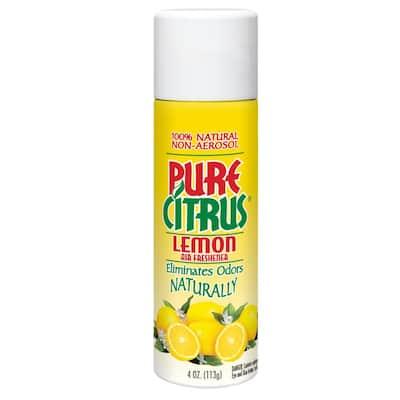 4 oz. Lemon Air Freshener Spray