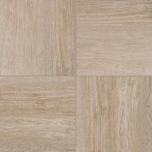 Palmwood Walnut 24 in. x 24 in. Square Matte Porcelain Paver Tile (14 pieces / 56 sq. ft. / pallet)