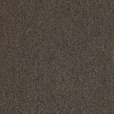 8 in. x 8 in. Berber Carpet Sample - Soma Lake - Color Wheat