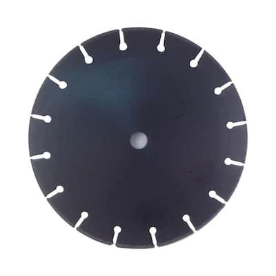 8 in. Medium Grit Carbide Grit Circular Saw Blade