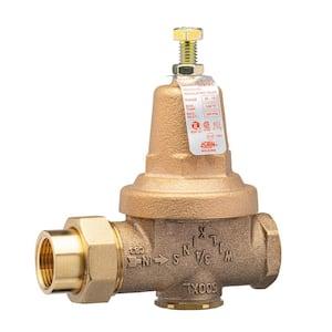 3/4 in. 500XL Water Pressure Reducing Valve