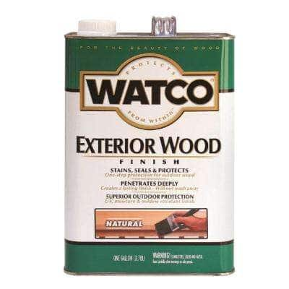 1 gal. Natural Oil Wood Finish (2-Pack)