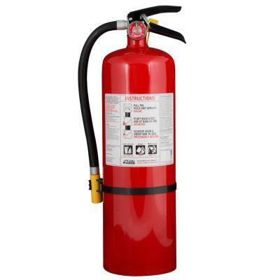 Pro 10 MP UL Rated 4-A:60-B:C Fire Extinguisher