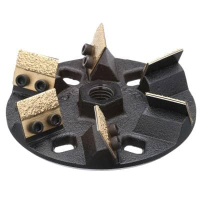 4.5 in. Concrete Abrasive Removal Hand Tool