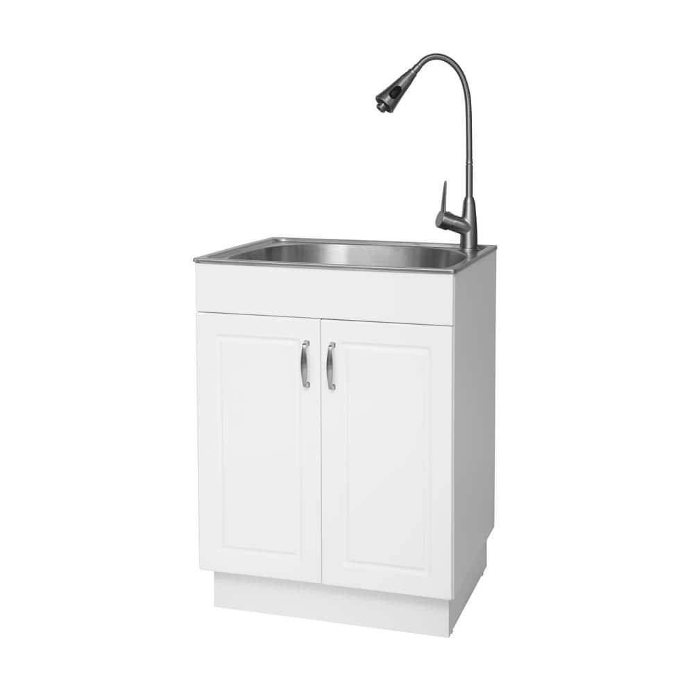 Today only: Up to $125 off Select Laundry Cabinets and Sinks