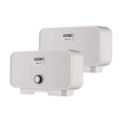 7 kW/240-Volt 1.6 GPM Residential Electric Tankless Water Heater Up to 2 Sink or 1 Shower Only in a Warm Climate(2-Pack)