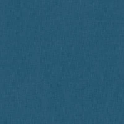 Blue Fabric 18 in. x 18 in. Luxury Vinyl Tile Peel And Stick Wall (18 sq. ft. / Case)