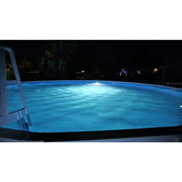 Nitelighter Nitelighter 50 Watt 750 Lumens Underwater Pool Light Nl50 The Home Depot