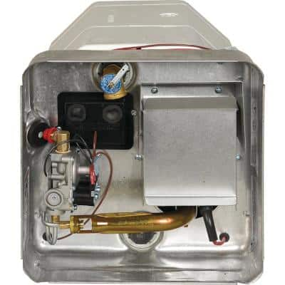 10 Gal. Direct Spark Ignition Gas Water Heater