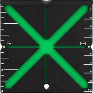 Milwaukee Kreuzlinienlaser 12V 3x360° M12 3PL-0C Linienlaser Laser grün