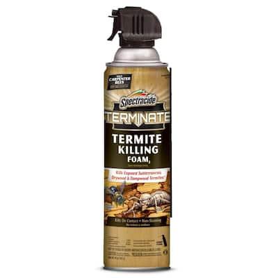 Terminate 16 oz. Termite Killing Foam