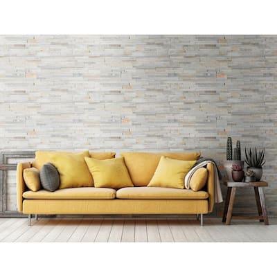 Golden Honey Ledger Panel 6 in. x 24 in. Natural Quartzite Wall Tile (10 cases/80 sq. ft./pallet)