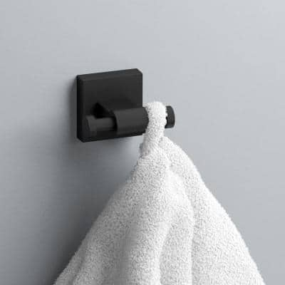 Maxted Towel Hook in Matte Black