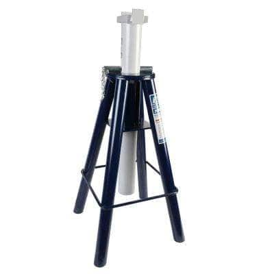 10-Ton Round Tube Support Jack Stand