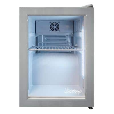 24 (12 oz.) Can Countertop Beverage Display Cooler 12.5 in. W