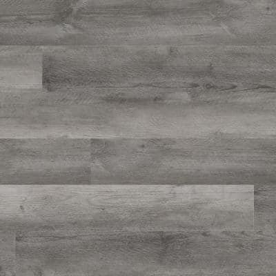 Centennial Weathered Oyster 6 in. x 48 in. Glue Down Luxury Vinyl Plank Flooring (70 cases / 2520 sq. ft. / pallet)