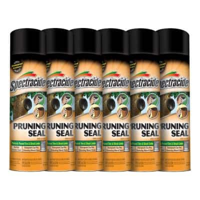 13 oz. Pruning Seal Waterproof Outdoor Sealant Aerosol (6-Pack)