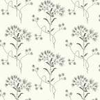 Wildflower Paper Pre-Pasted Strippable Wallpaper Roll (Covers 56 Sq. Ft.)