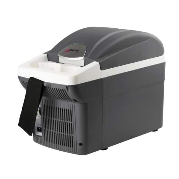 Wagan Tech 12-Volt 6 Qt. Chest Cooler/Warmer with Carry Strap