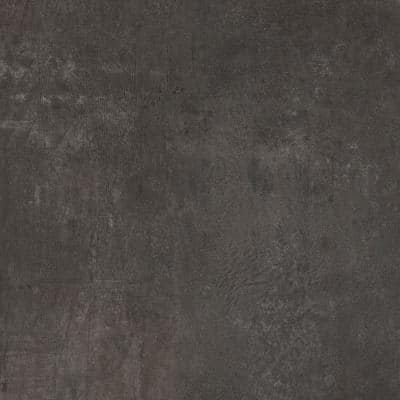 Take Home Sample - Castle Black Slate Luxury Vinyl Flooring - 4 in. x 4 in.
