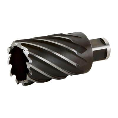 1-7/16 in. x 2 in. High Speed Steel Annular Cutter With With 3/4 in. Weldon Shank