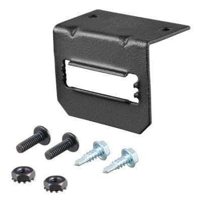 Connector Mounting Bracket for 5-Way Flat