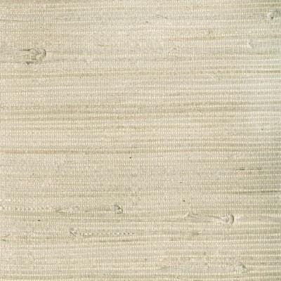 Kai Linen Grasscloth Linen Wallpaper Sample