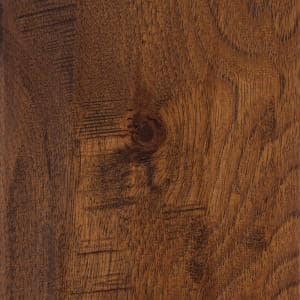 Distressed Barrett Hickory 3/8 in. T x 3-1/2 in. & 6-1/2 in. W x Varying L Engg. Hardwood Flooring (26.25 sq. ft./case)