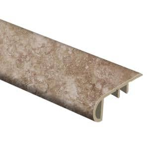 Medina 1 in. Thick x 2-1/2 in. Wide x 94 in. Length Vinyl Stair Nose Molding