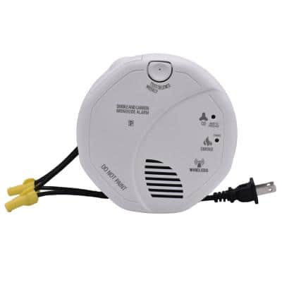Hidden Camera Smoke Detector with Night Vision Wi-Fi and HD