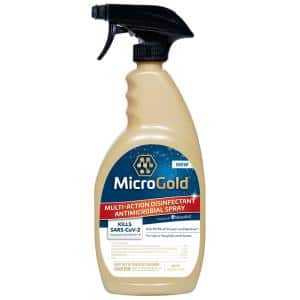Multi-Action Disinfectant Antimicrobial Spray