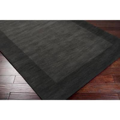 FoxcroftCharcoal 10 ft. x 10 ft. Indoor Square Area Rug